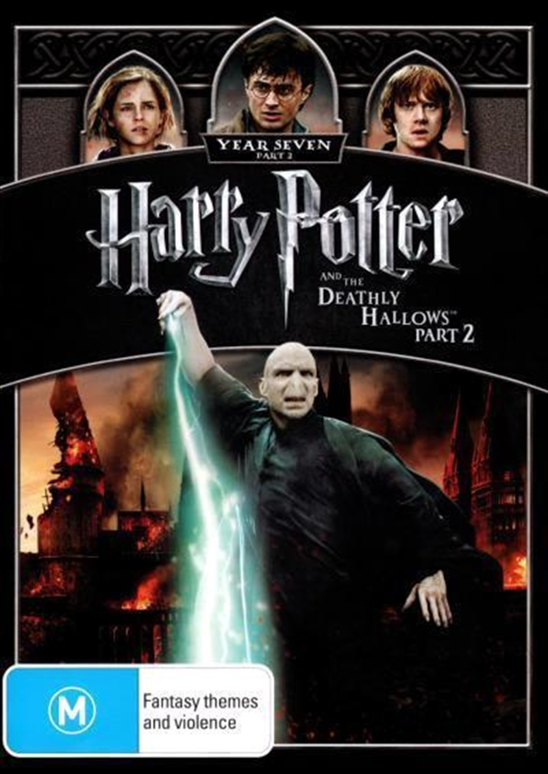Harry Potter And The Deathly Hallows - Part 2 | DVD