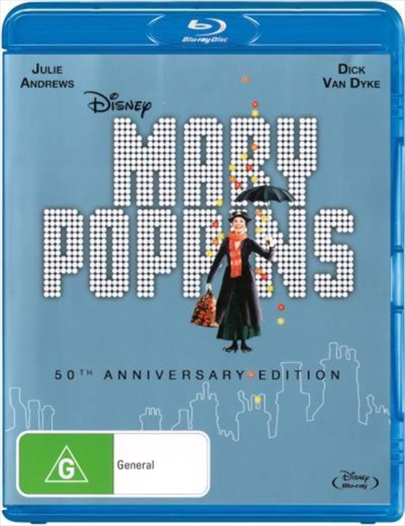 Mary Poppins | Blu-ray