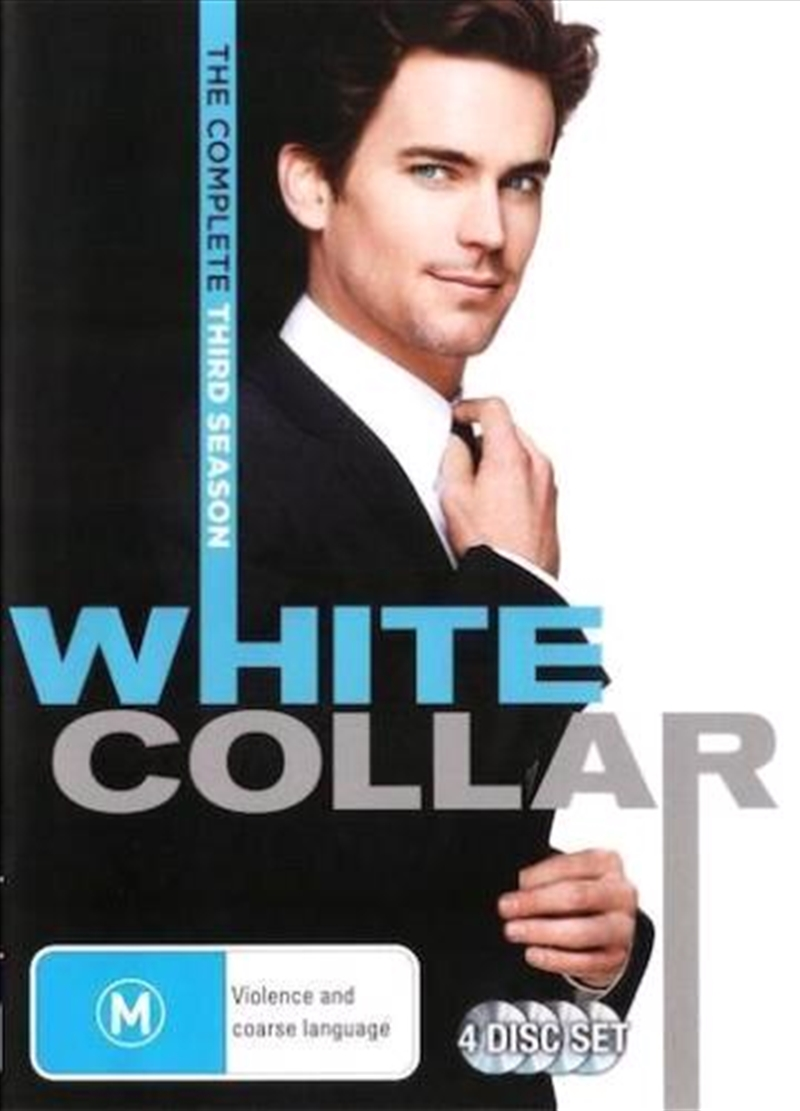 White Collar - Season 3 | DVD