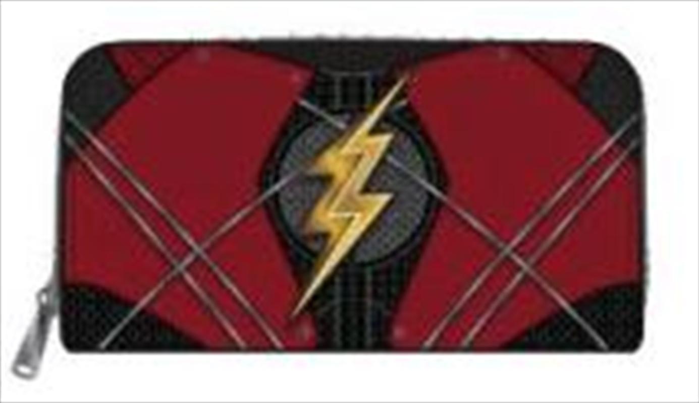 Flash - Zip Around Wallet   Apparel