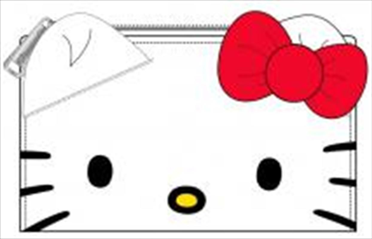 Hello Kitty - Kitty Head Bifold Wallet | Apparel