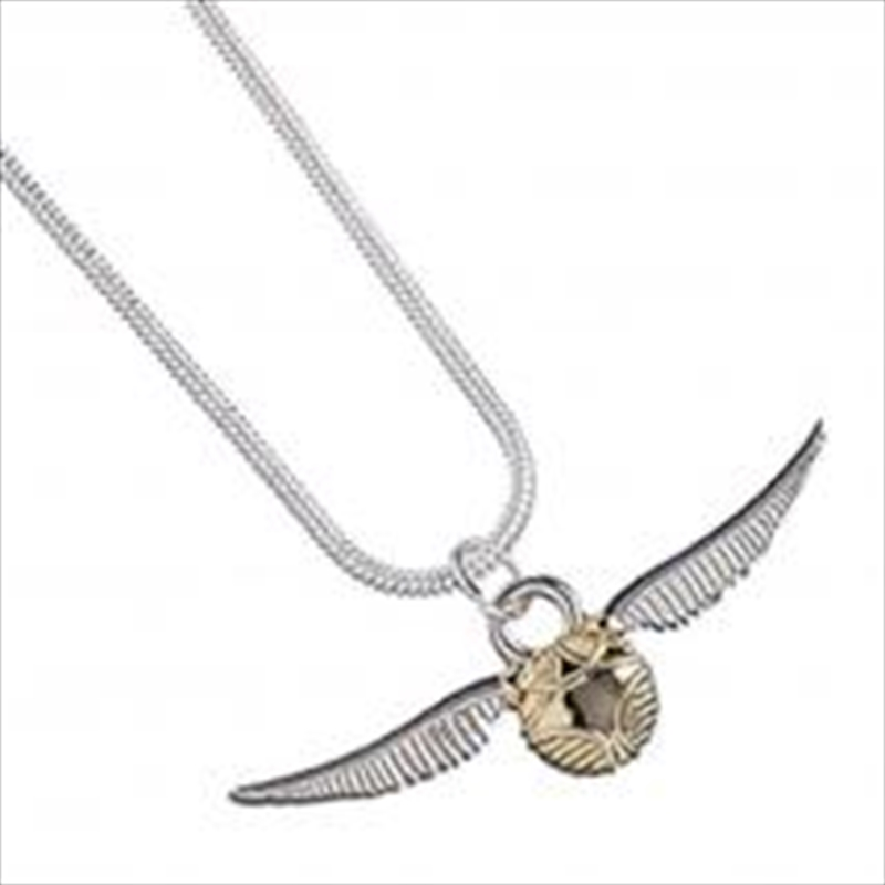 Golden Snitch Necklace | Apparel