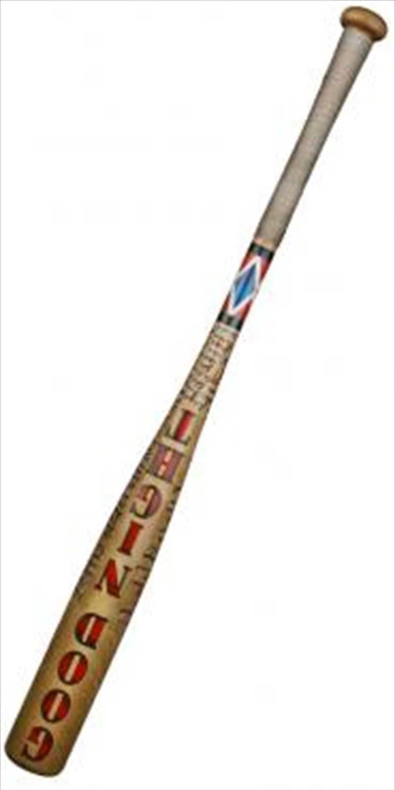 """Suicide Squad - Harley Quinn's """"Good Night"""" Baseball Bat Replica 