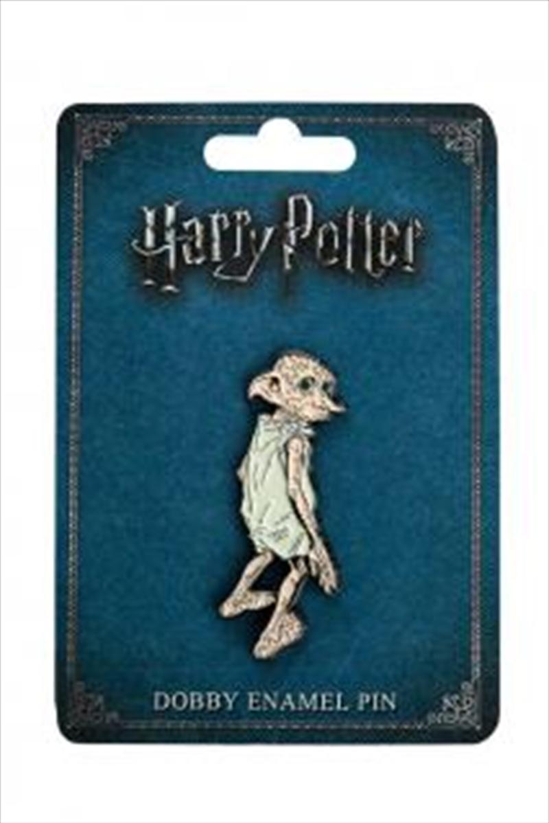 Dobby Enamel Pin | Merchandise