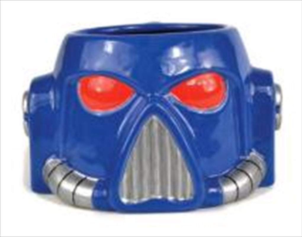 Space Marine Shaped Mug | Merchandise
