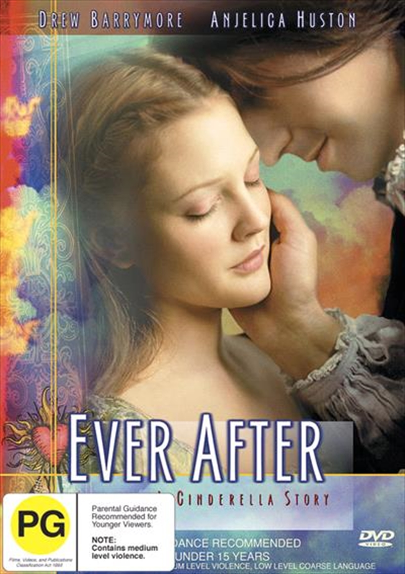 Ever After - A Cinderella Story | DVD