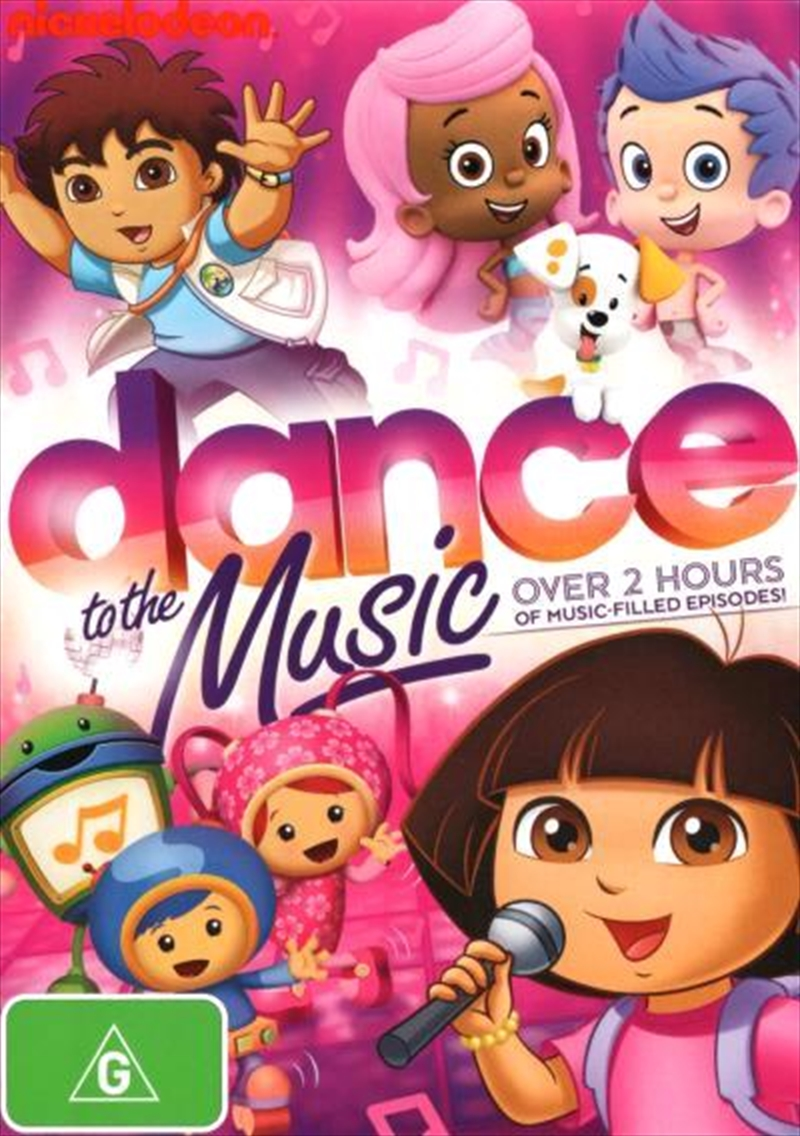 Nickelodeon Favorites - Dance To The Music! | DVD