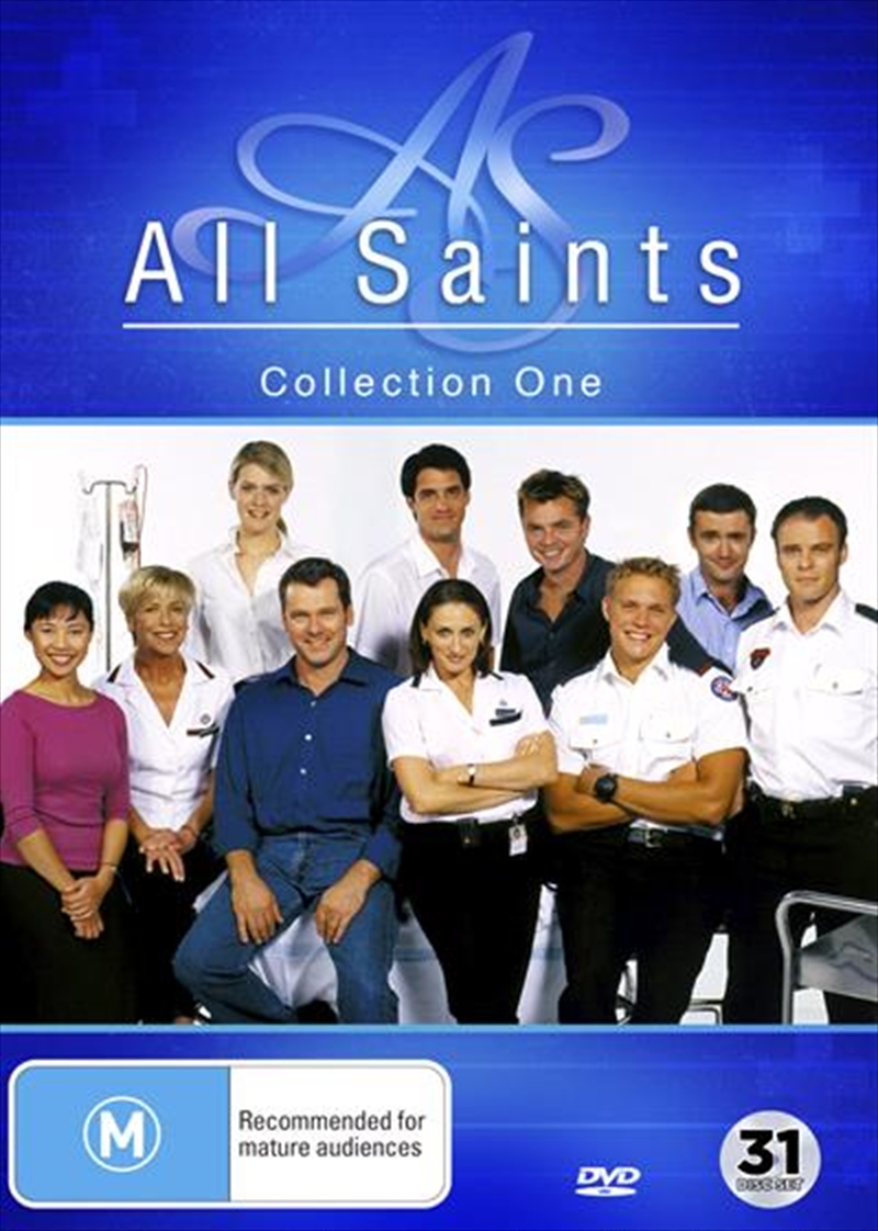 All Saints - Season 1-3 - Collection 1 | DVD