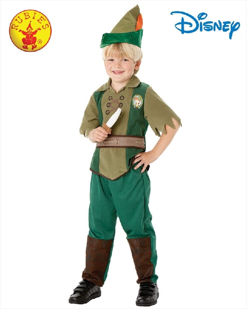 Peter Pan Child Costume - Size 3-4 | Apparel