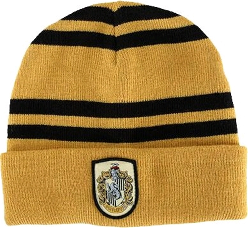 Harry Potter - Hufflepuff House Beanie | Apparel