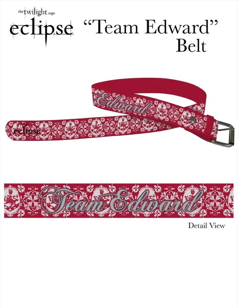 The Twilight Saga: Eclipse - Belt TE | Apparel