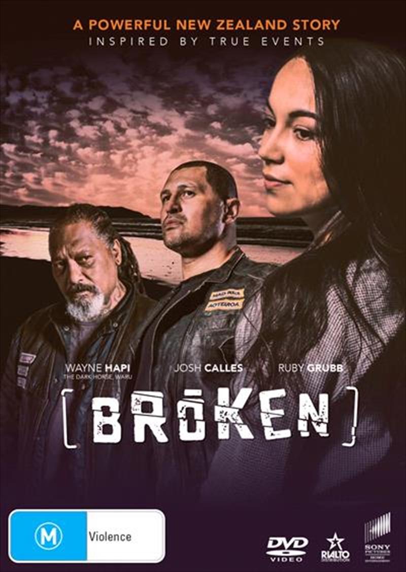 Broken | DVD