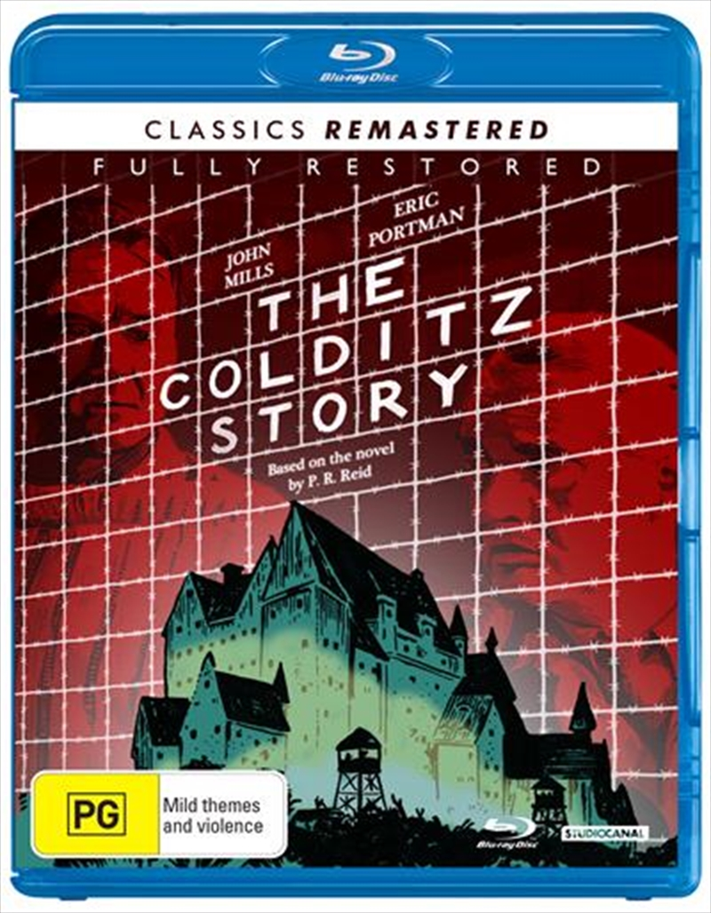 Colditz Story, The | Blu-ray
