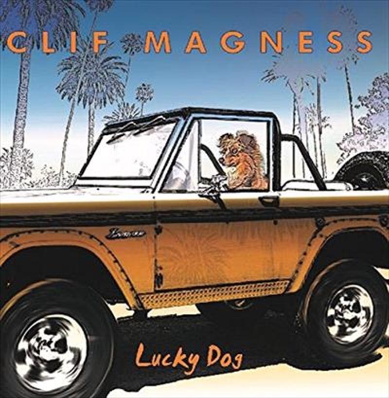 Lucky Dog | CD