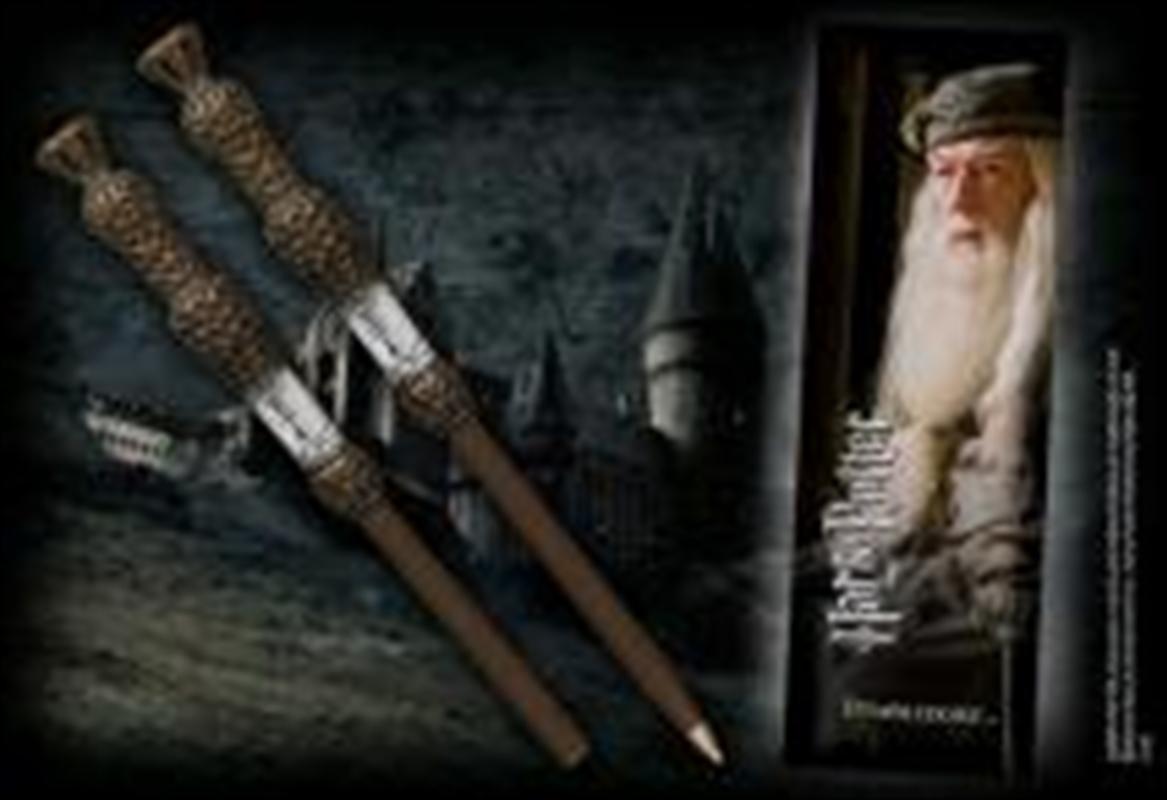 Dumbledore Pen And Bookmark | Merchandise