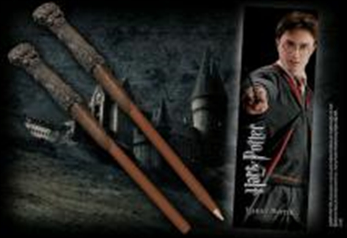 Harry Potter Pen And Bookmark | Merchandise