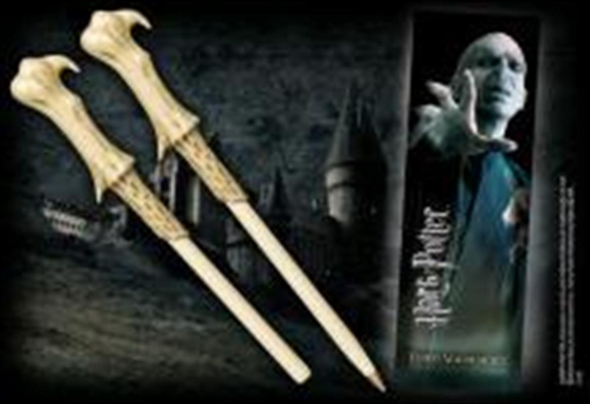 Voldemort Pen And Bookmark | Merchandise