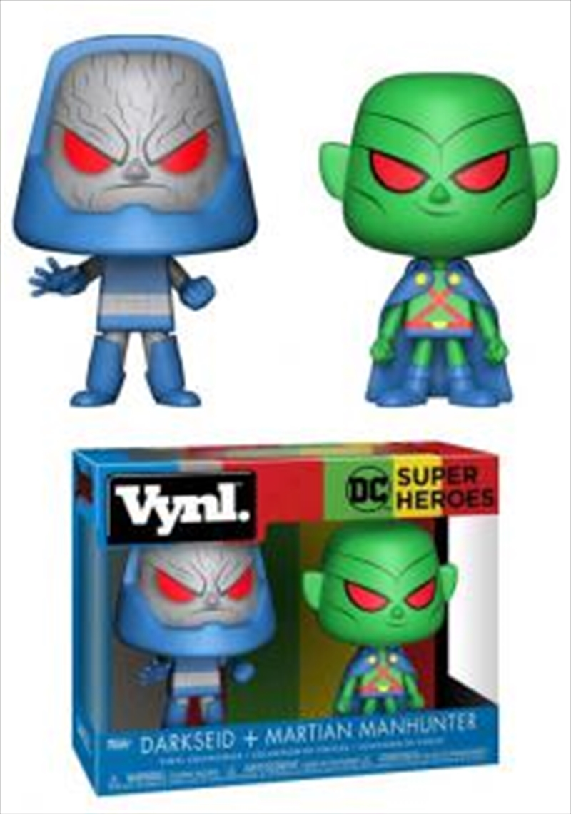 Martian Manhunter/Darkseid | Merchandise