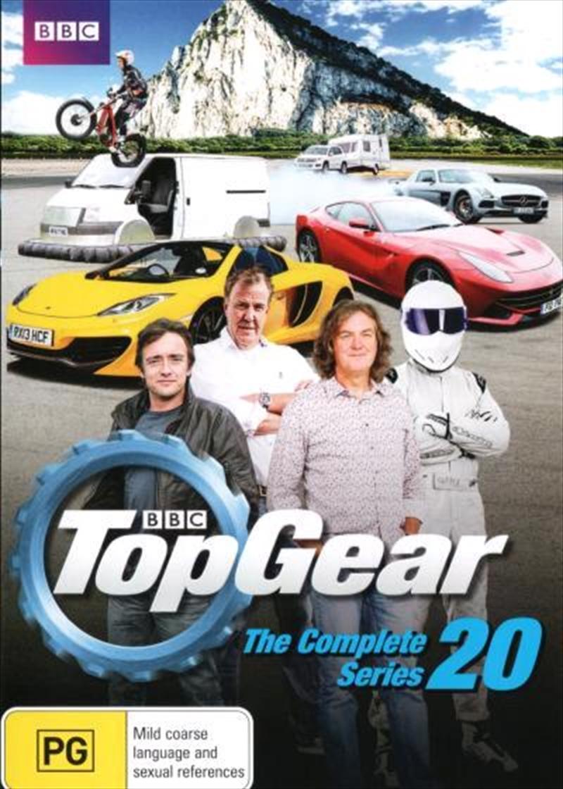 Top Gear - Series 20 | DVD
