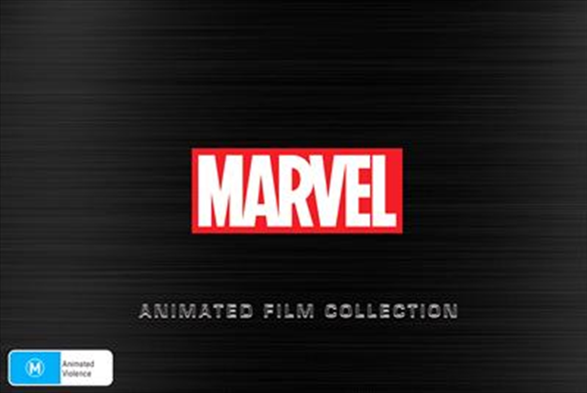 Marvel Animated Film Collection | 6 Pack | DVD