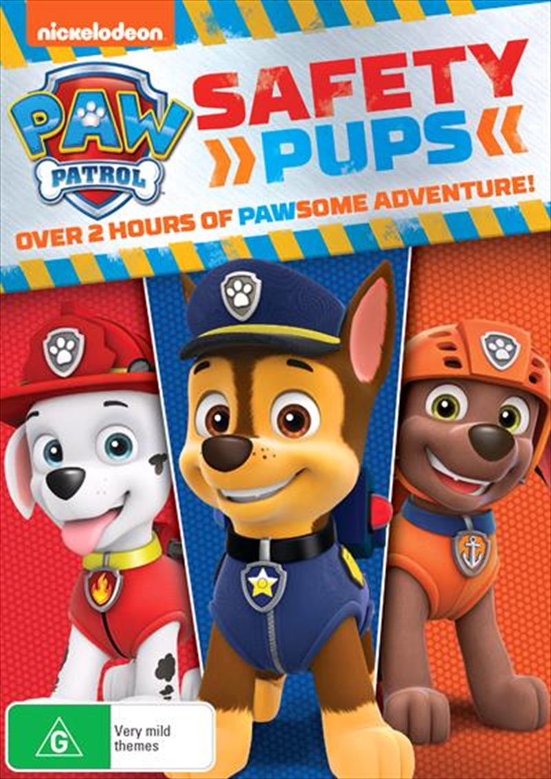 Buy Paw Patrol - Mighty Pups on DVD | Sanity