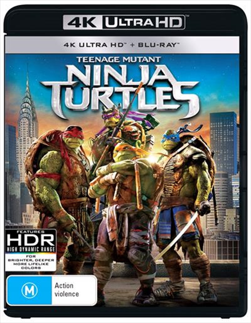 Teenage Mutant Ninja Turtles | UHD