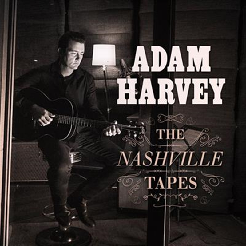 The Nashville Tapes | CD