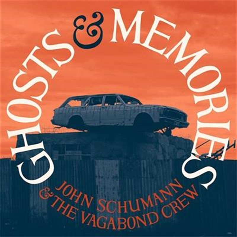 Ghosts And Memories | CD