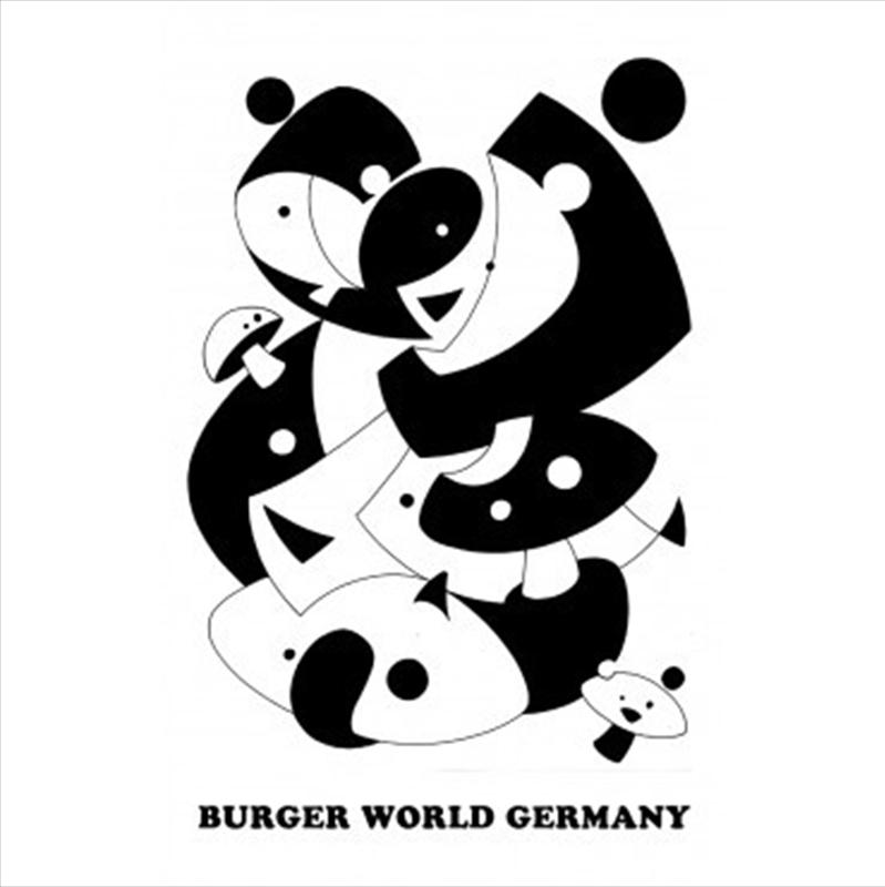 Burger World Germany   Cassette