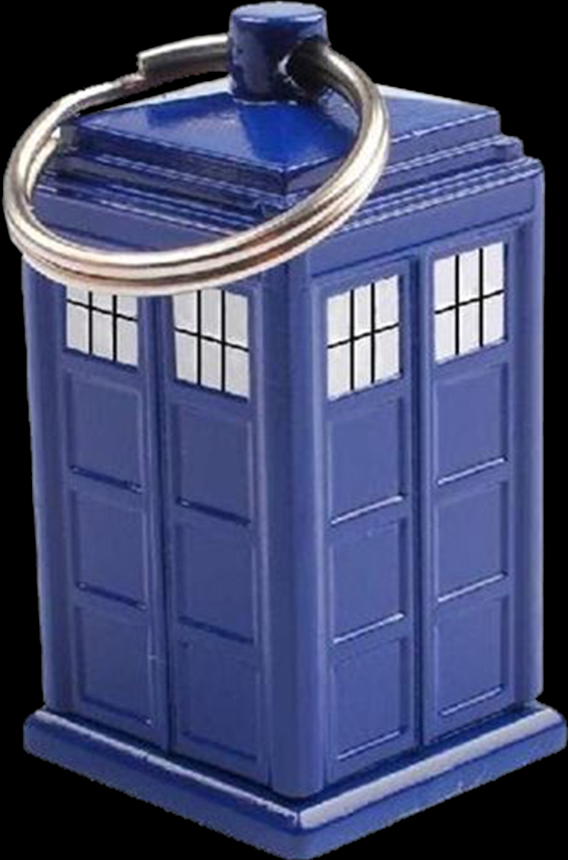 Doctor Who - TARDIS Emergency Fund Keychain | Accessories
