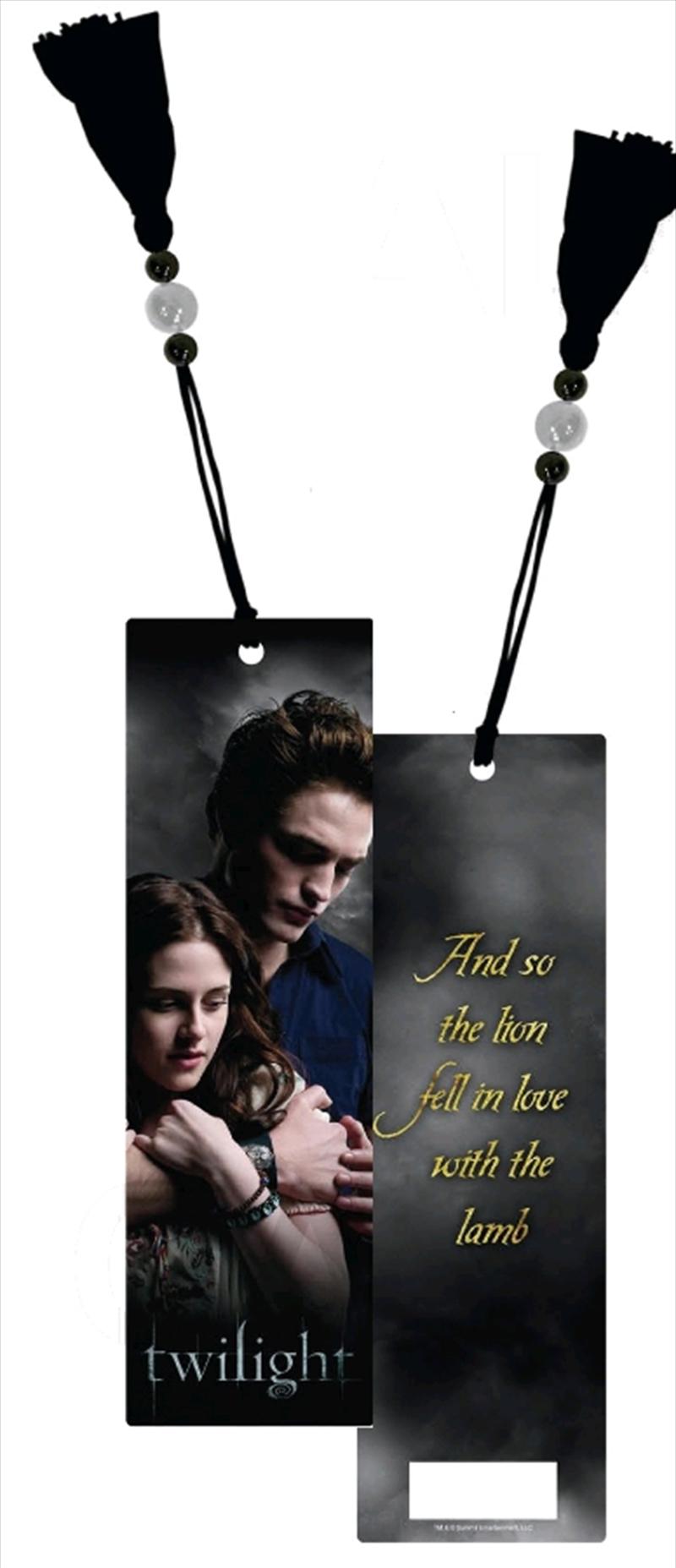 Twilight - Bookmark Ed & Bella Embrace Poster | Merchandise