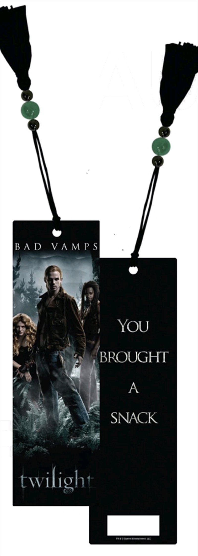 Twilight - Bookmark Bad Vamps Poster   Merchandise