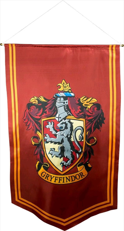 Harry Potter - Gryffindor Satin Banner | Merchandise
