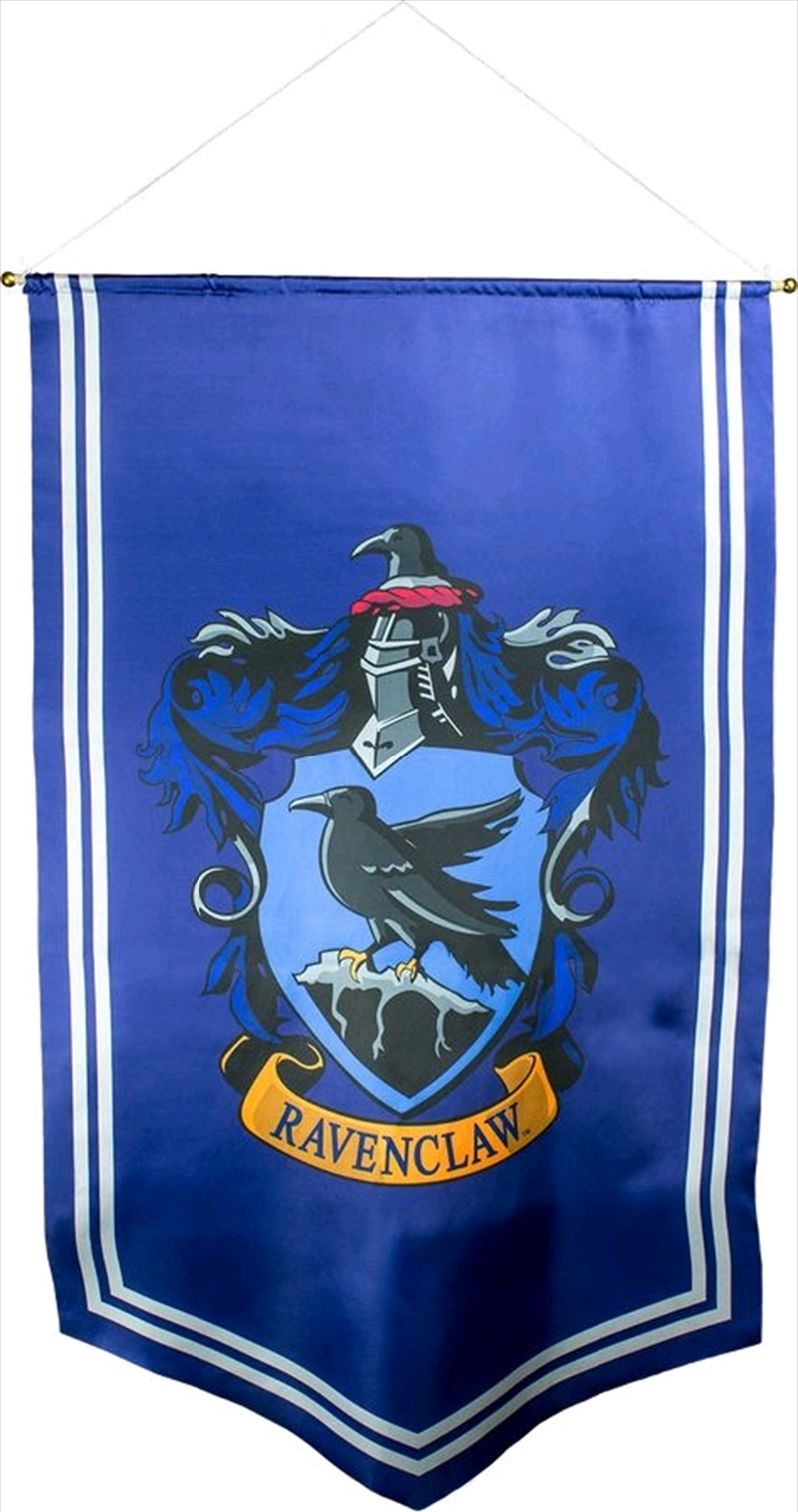 Harry Potter - Ravenclaw Satin Banner | Merchandise
