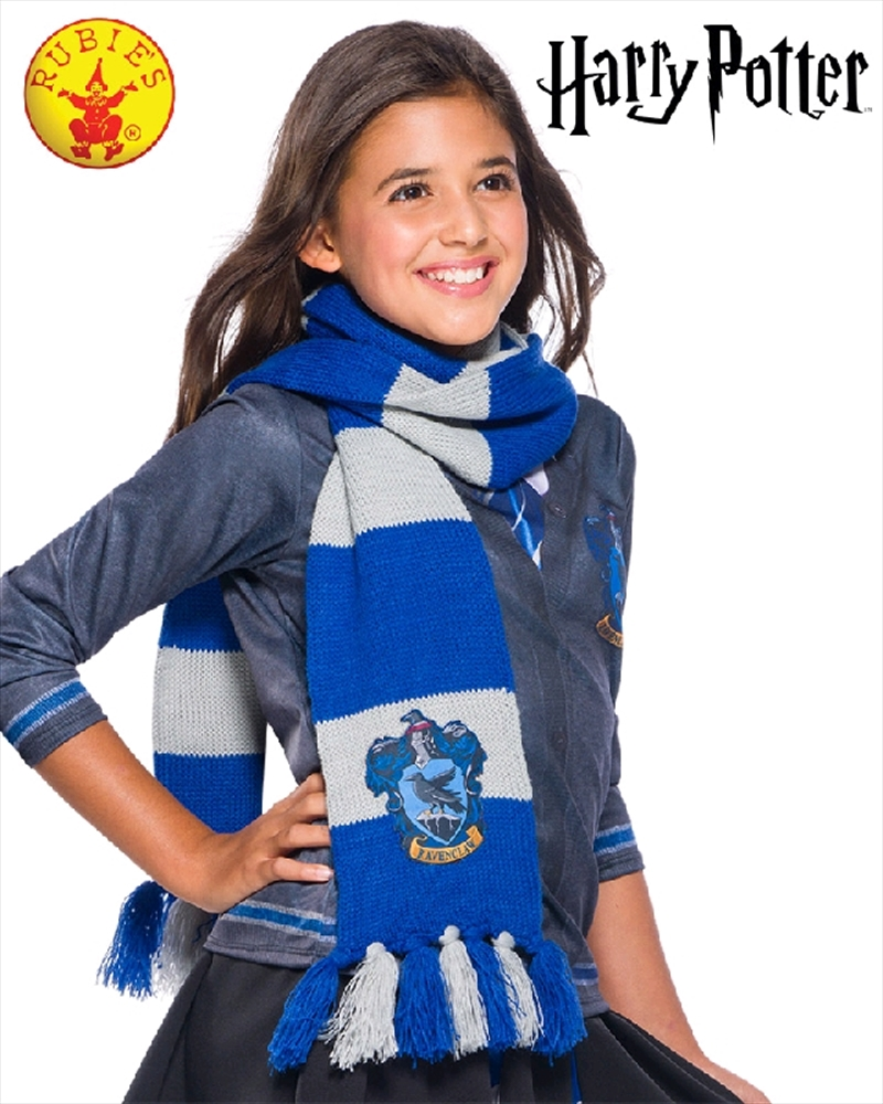 Ravenclaw Deluxe Scarf - One Size | Apparel