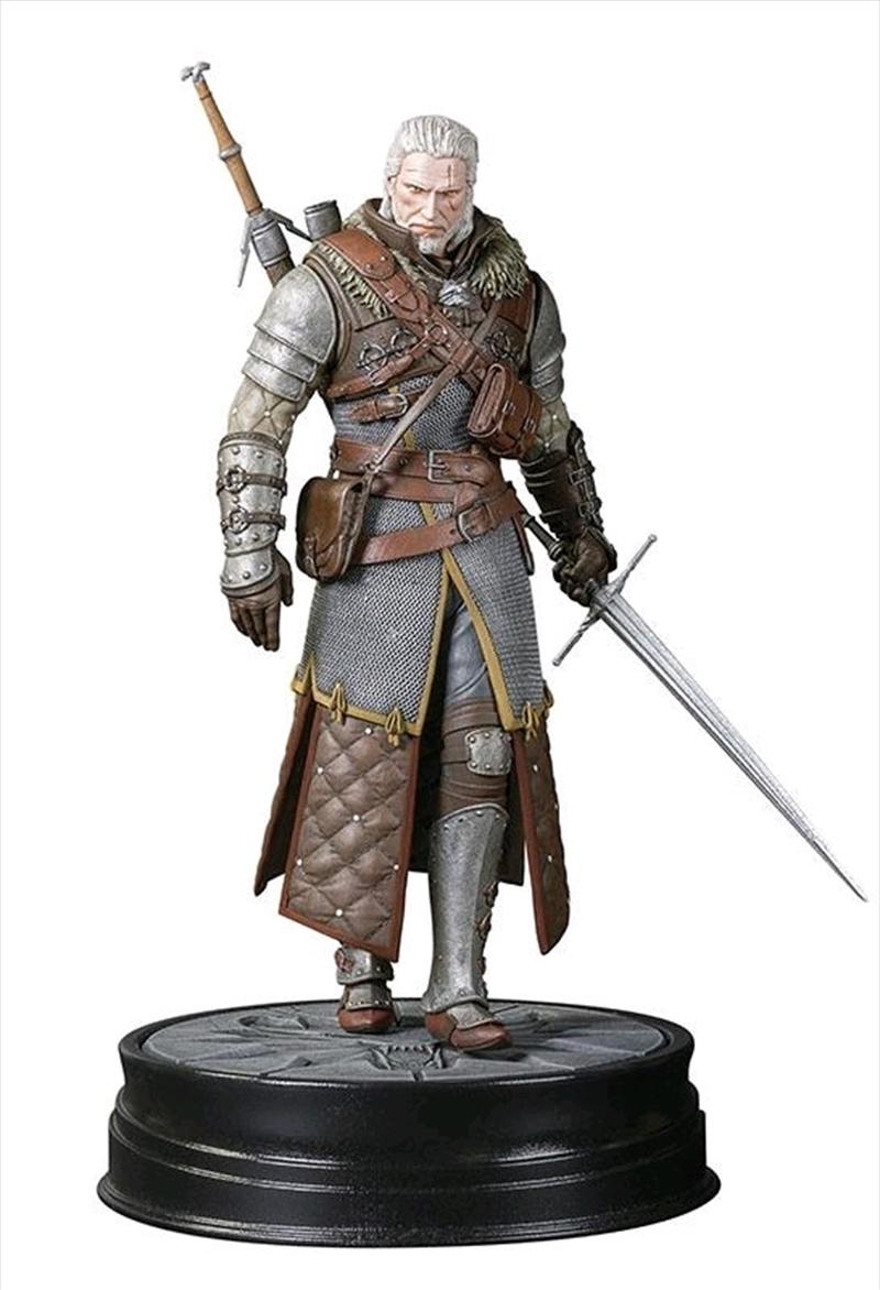 The Witcher 3 - Geralt Grandmaster Ursine Figure | Merchandise