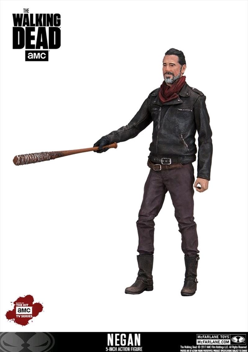 """The Walking Dead - Negan 5"""" Action Figure   Merchandise"""