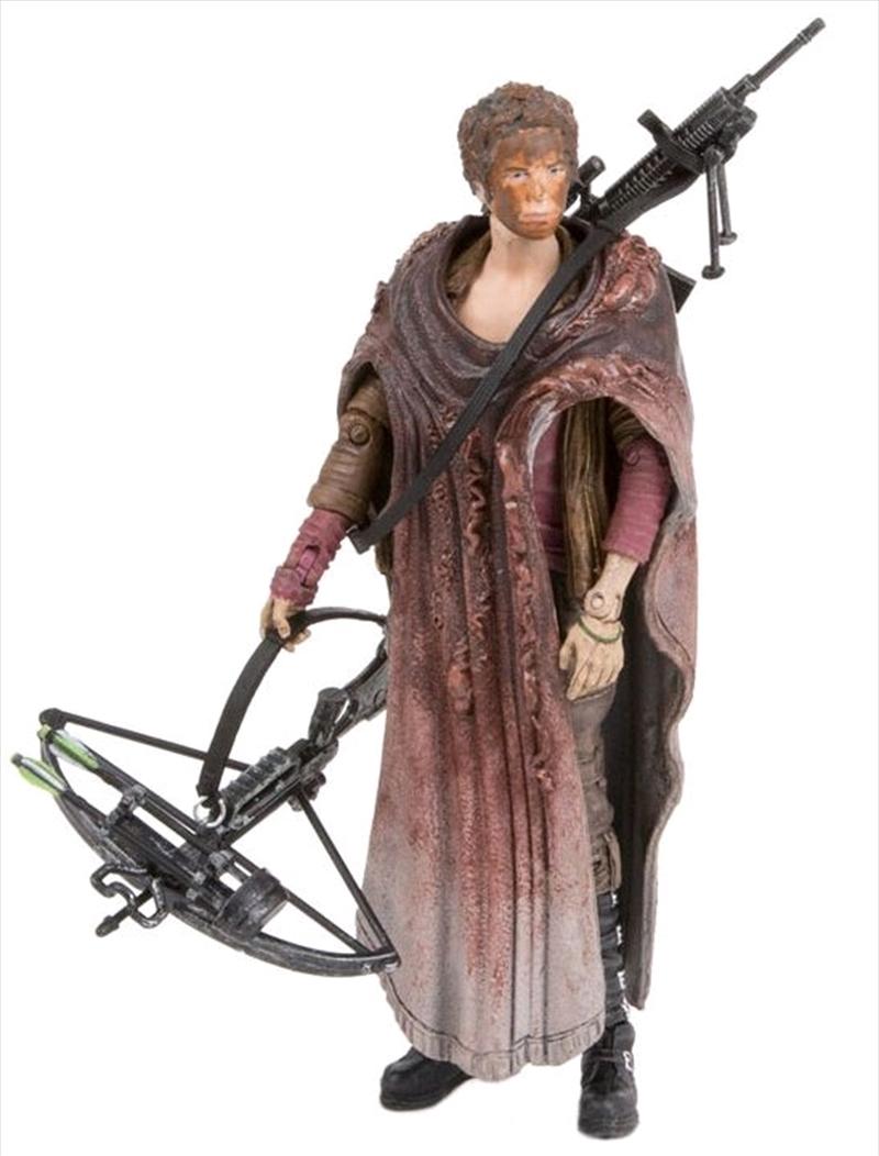 "The Walking Dead - 7"" TV Series 8 Carol Peletier Action Figure | Merchandise"