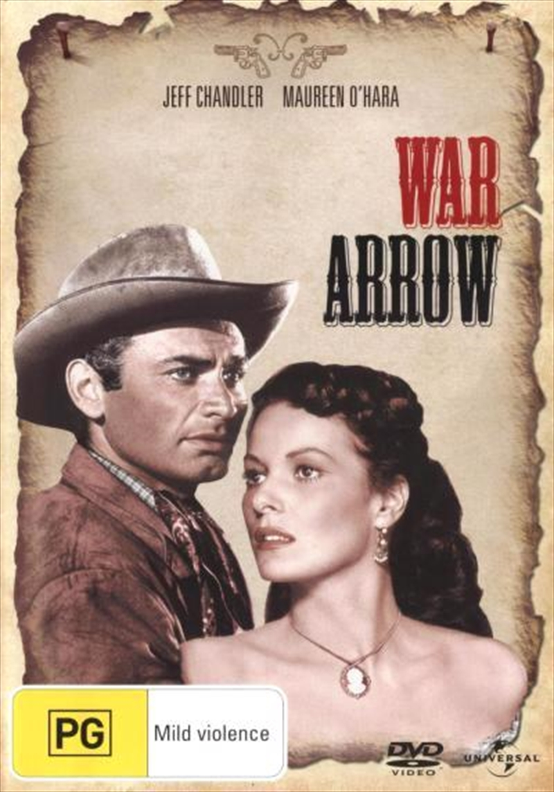War Arrow | DVD