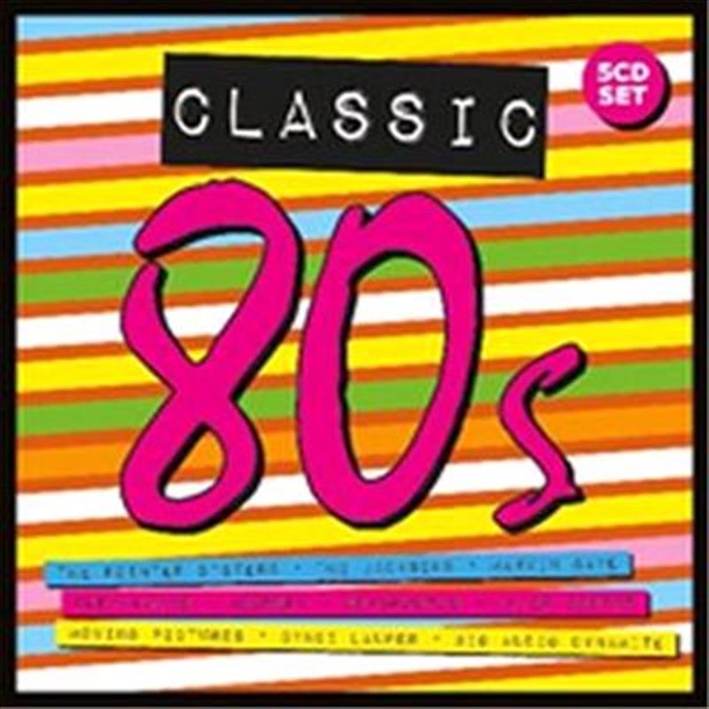 Classic 80s | CD