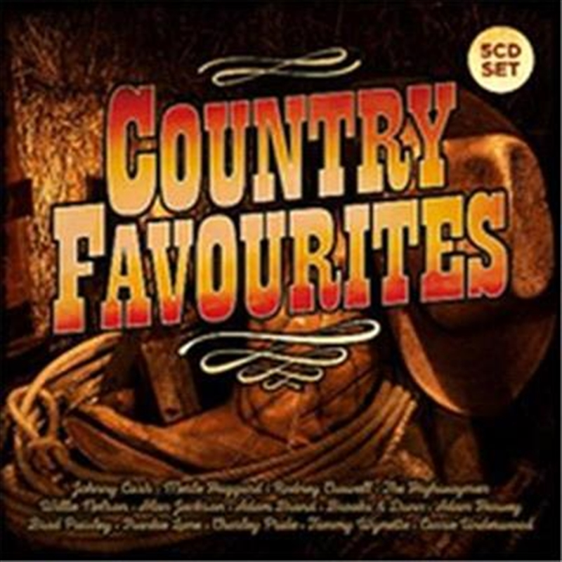 Country Favourites | CD