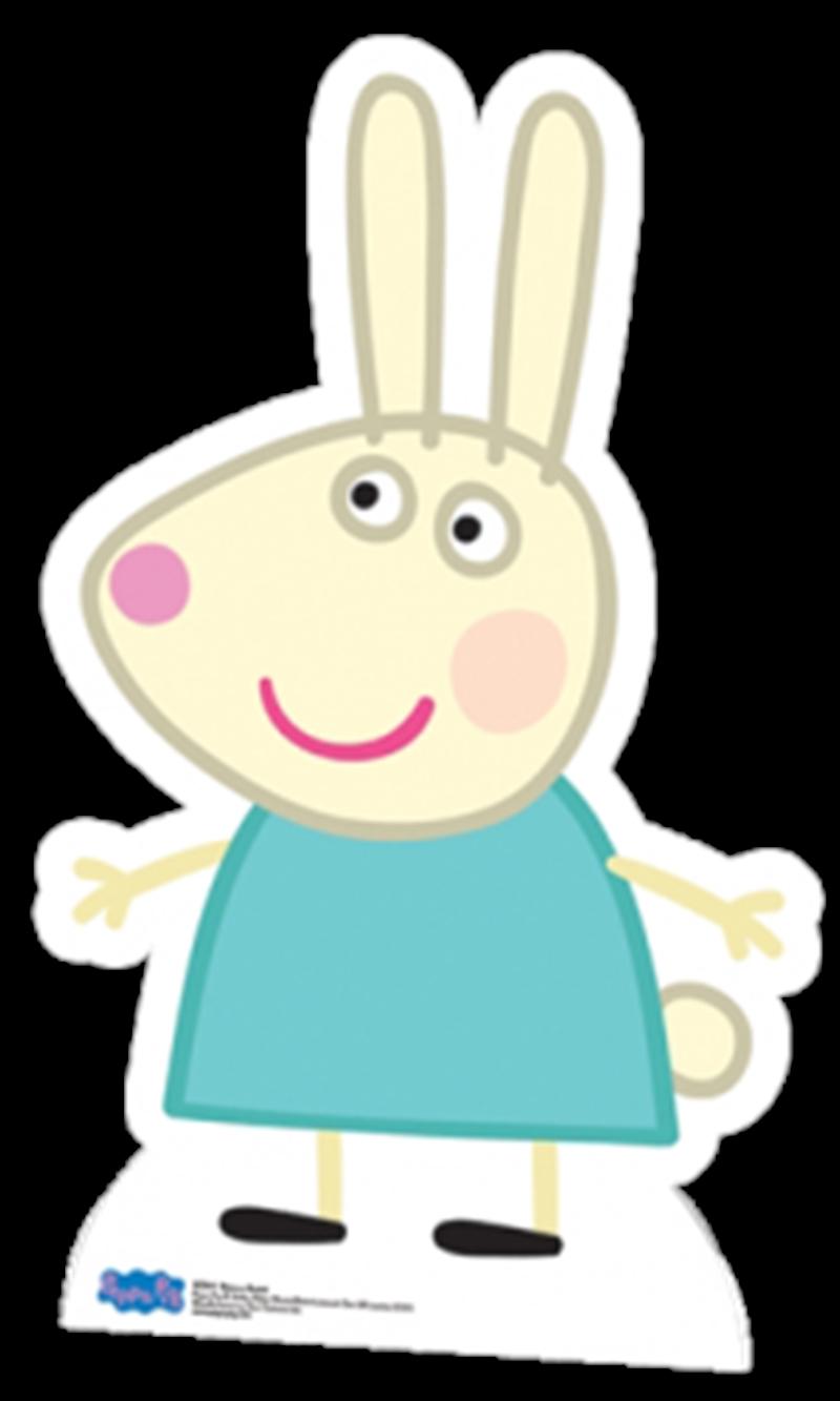 Rebecca Rabbit Cardboard Cutout | Collectable