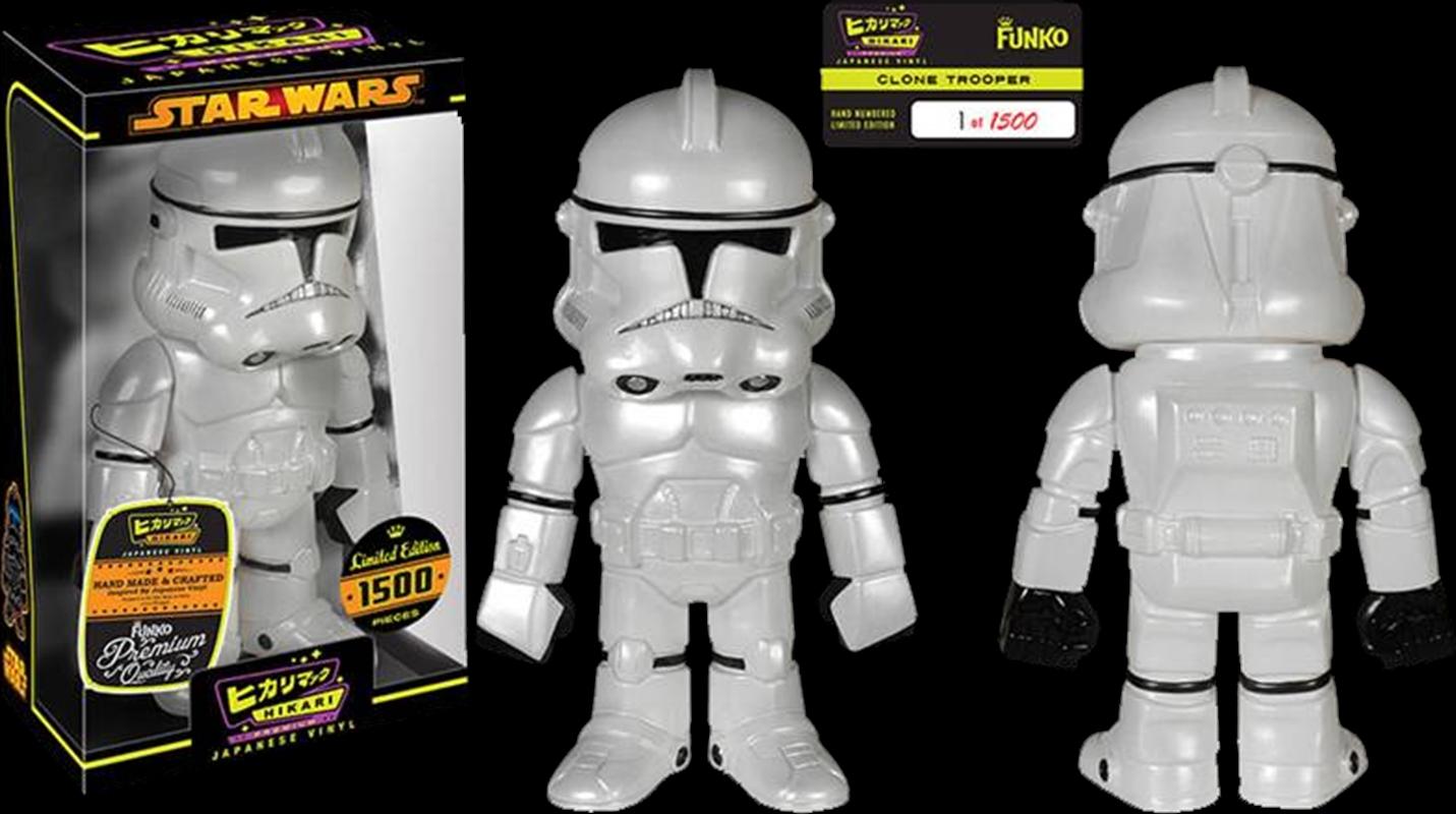 Star Wars - Clone Trooper Hikari   Merchandise