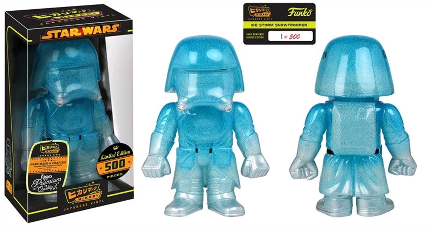 Star Wars - Ice Storm Snowtrooper Hikari | Merchandise