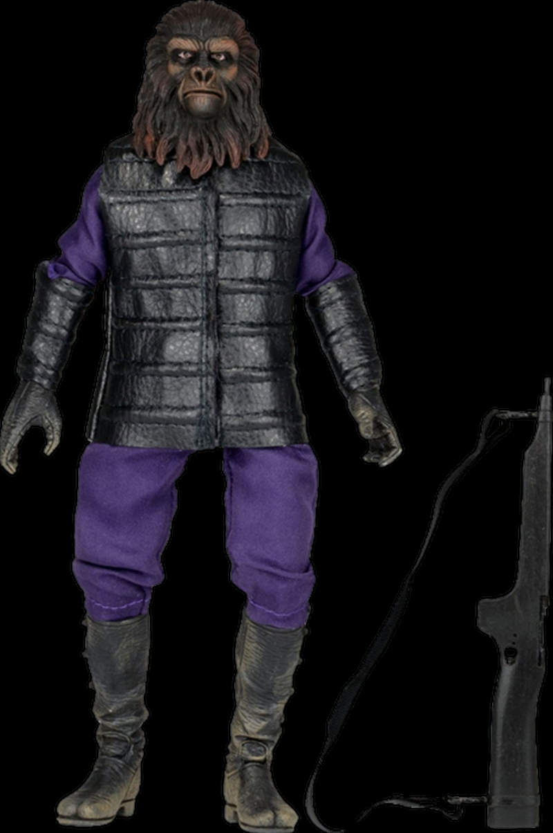 """Planet of the Apes Gorilla Soldier 8/"""" Action Figure-NEC14917"""