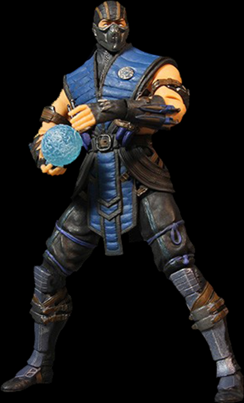 "Mortal Kombat X - Sub-Zero 12"" Action Figure 