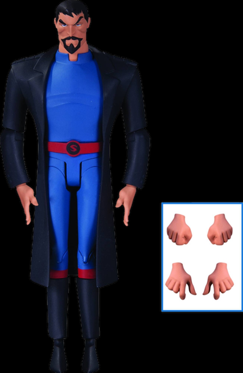 Justice League: Gods and Monsters - Superman Action Figure | Merchandise
