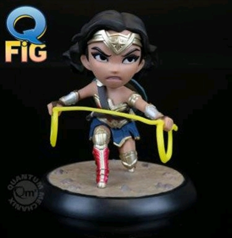 Justice League Movie - Wonder Woman Q-Fig | Merchandise