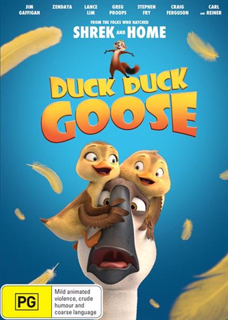 Duck Duck Goose | DVD