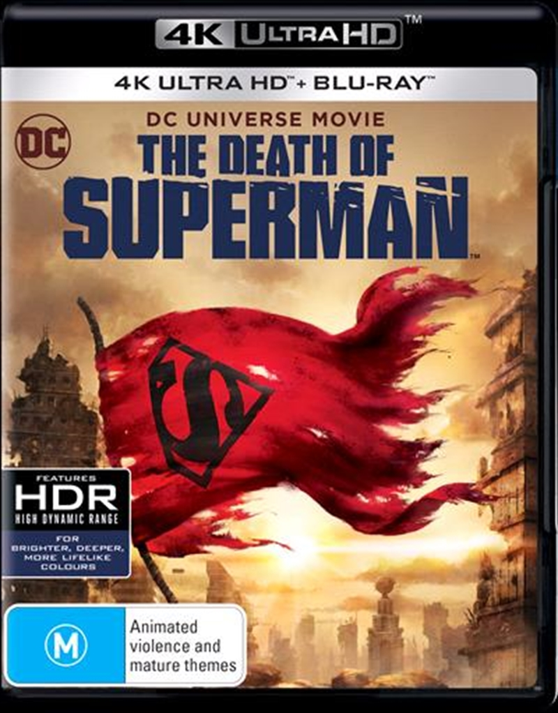 Death Of Superman, The | UHD